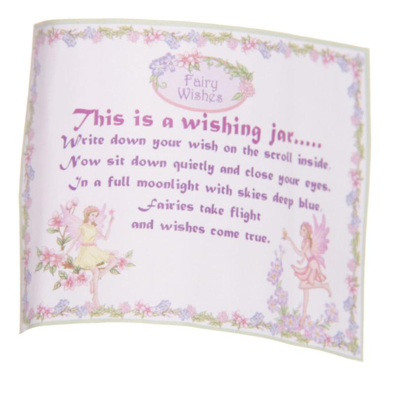Fairy Wish Jar Bridal Gift Box