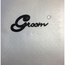Lello Groom Card