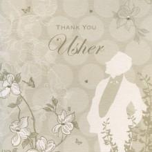 Enchanted Days Usher Card