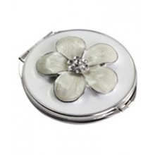 Cherry Blossom Double Mirror Compact