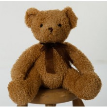 Bertie The Teddy Bear With Engraved Message Heart