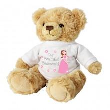Our Beautiful Bridesmaid Teddy