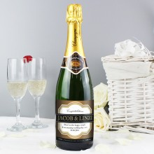 Personalised Decorative Champagne