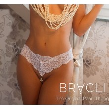 Bracli Your Night Double Pearl Thong